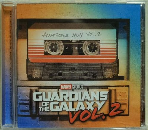 Various<br>Guardians Of The Galaxy Vol. 2: Awesome Mix Vol. 2<br>CD, Comp